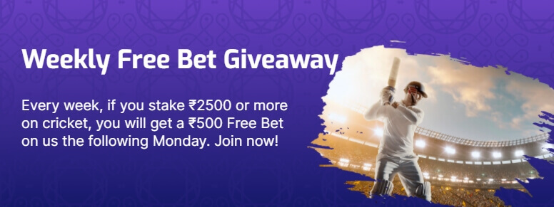 Sports betting promotion by Purewin.com