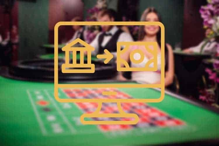 How to gamble with online banking