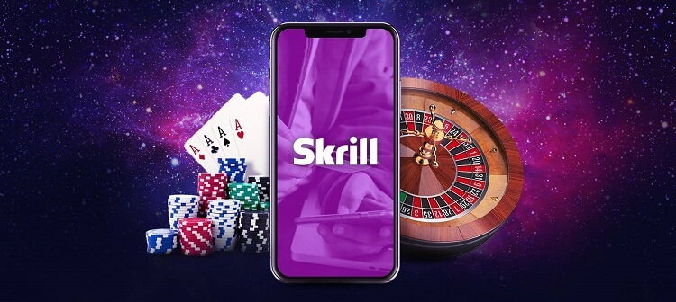 Mobile phone, cards and roulette wheel
