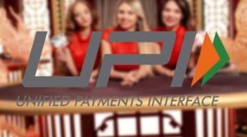 UPI Casinos & Betting Sites
